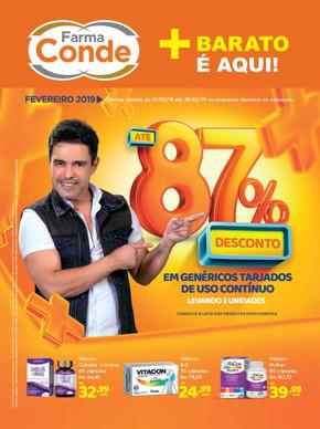Encarte Farma Conde  Descubra as melhores Ofertas 65f9e260fba20